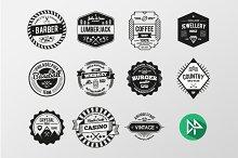 Logo & label creation kit