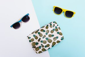 Clutch and accessories