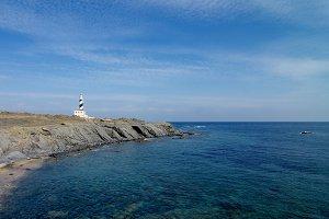 Lighthouse Cap de Favatrix