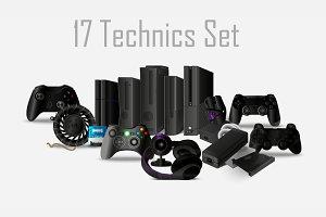 17 Technics Set