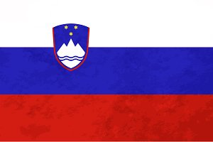 True proportions Slovenia flag
