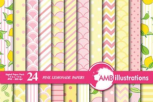 Digital Papers, Lemonade AMB-486