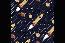 №154 Space vector illustration
