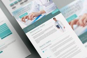 Dr. Healthy Medical Wordpress Theme