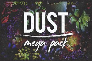 Dust Mega Pack (Extended License)
