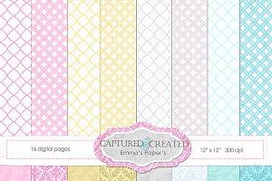 Emma's Paper's: Digital Paper 16
