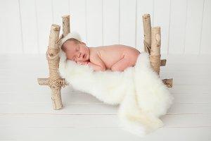 Newborn babygirl