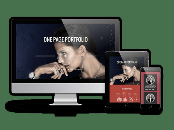 Photografer - Drupal Portfolio theme