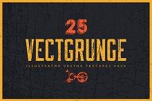 VectGrunge Texture Pack Vol 1