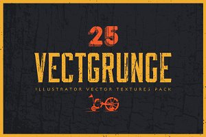 VectGrunge Texture Pack Vol 1