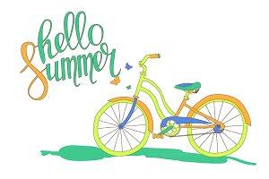 Hello summer.