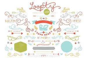 Loopty Loop (Clipart)