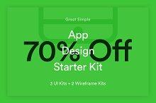 App Design Starter Kit