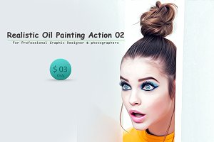 Ultimate Oil Painting Effect