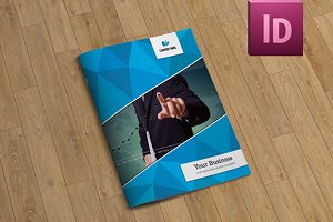 InDesign Business Brochure - V27