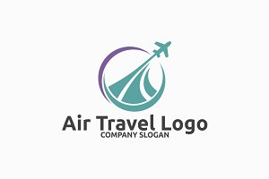 Air Travel Logo
