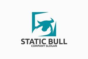 Static Bull Logo