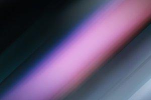 Speed blurred motion in dark background