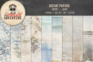 Scenic Papers Vol01 - Beach