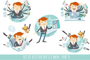 Office men set. Part 4