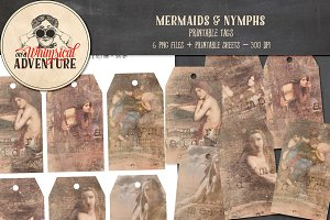 Mermaids & Nymphs Tags