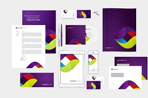 RW Overall Corporate Identity + Logo