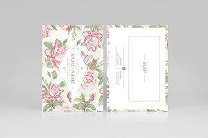 Wedding Invitation Template Vol-1