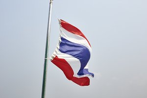 Thailand national flag