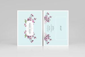 Wedding Invitation Template Vol-2