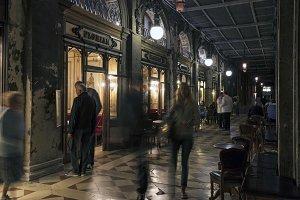 Coffee house Florian in Venice