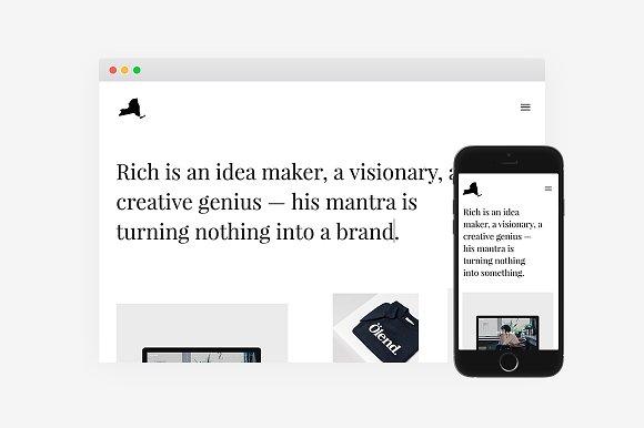 York WordPress Theme [Lite]