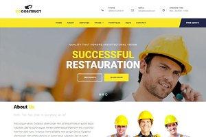 Bizconstruct HTML Bootstrap Template