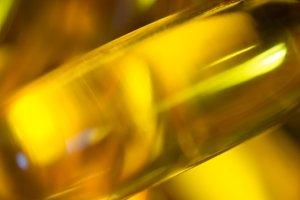 Fish Oil pills macro