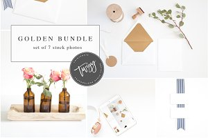 Set of Mockups & Images for Blogs