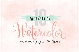 Watercolor Hi-Res Papers