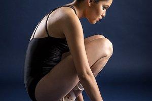gymnast dancer