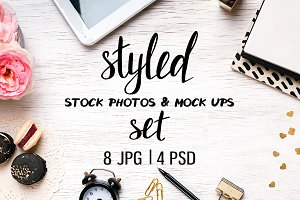 Styled stock photo set #1