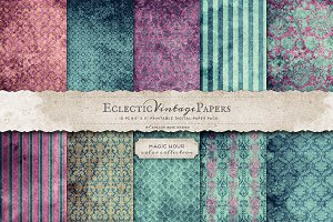 Printable Papers -Magic Hour