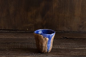 ceramic glass handmade