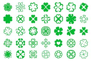 35 clover icon