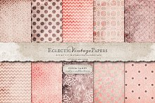 Printable Papers - Cocoa Candy