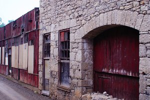 Old Factory - Depth Perception
