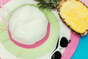 Mix. Set Vacation. Beach fashion