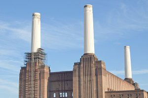 Battersea Powerstation in London