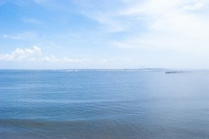 Ocean Sea Blue