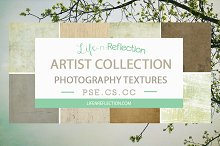 Artist Texture Collection Bundle I
