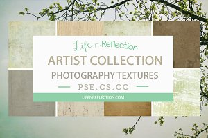 Artist Texture Collection Bundle I