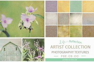 Artist Texture Collection Bundle II