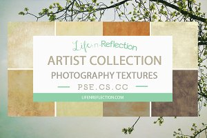 Artist Texture Collection Bundle III