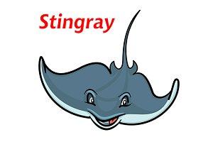 Stingray character